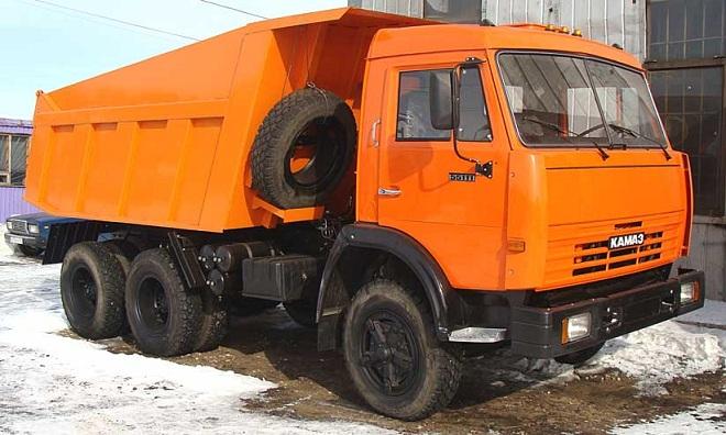Автомобиль КАМАЗ-65115