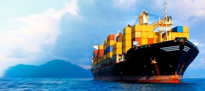 Доставка грузов по морю