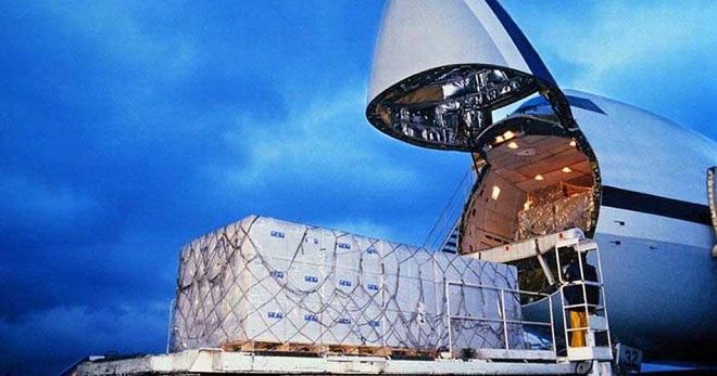 Доставка воздушным транспортом крупногабаритных конструкций