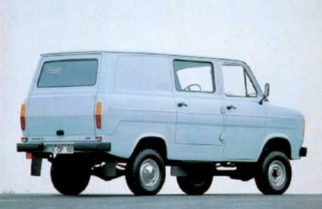 Ford Transit Mark II