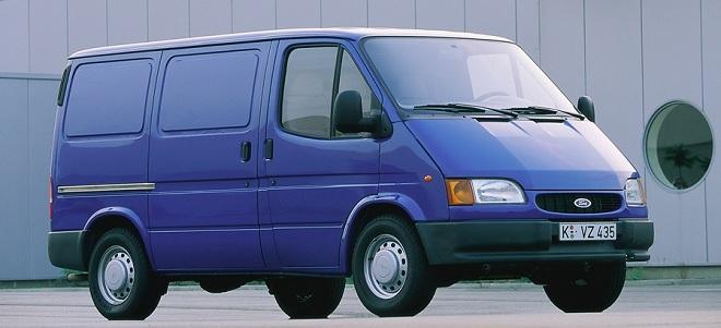 Форд Транзит IV