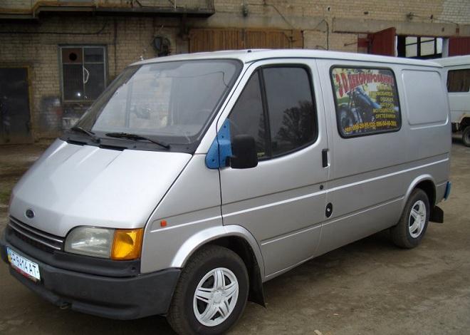 Форд транзит 1994 года выпуска