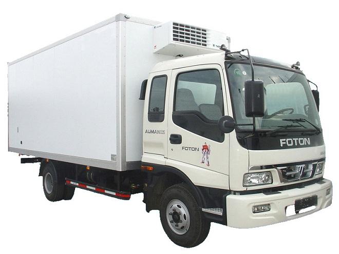 Фотон грузовик