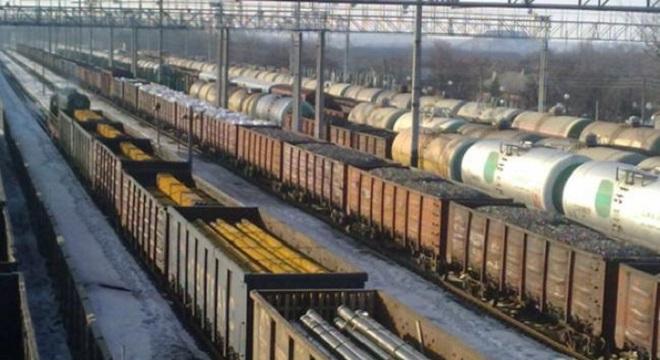 Грузоперевозки по железной дороге
