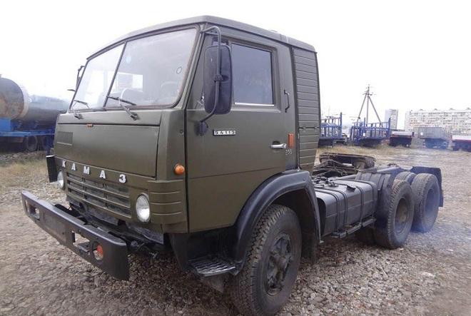 КАМАЗ-54112
