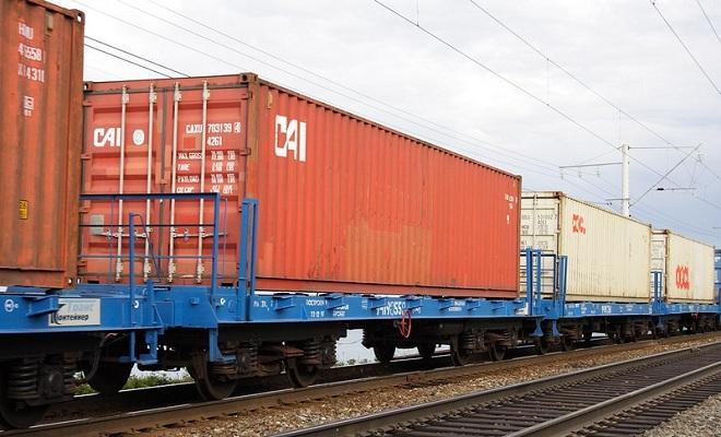 Международная доставка грузов железной дорогой