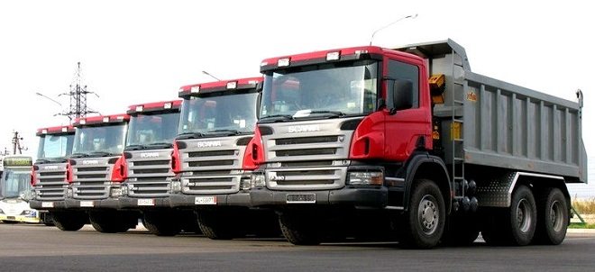 Транспорт для сыпучих грузов