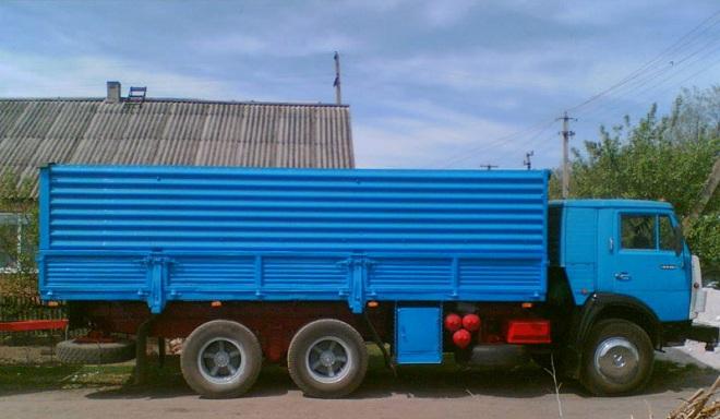 бортовой грузовикКАМАЗ-53212