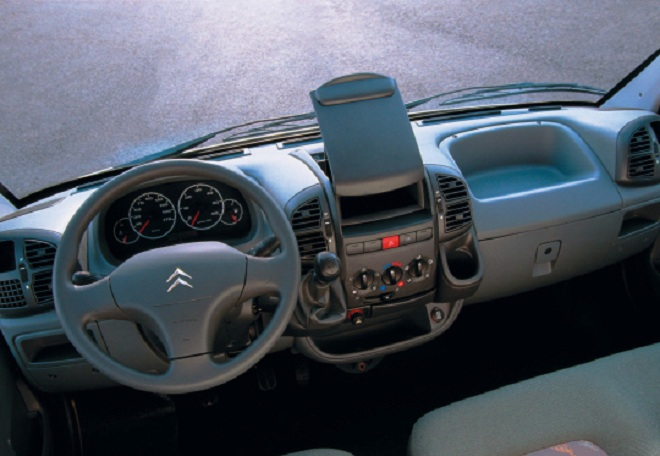 Характеристики Citroen Jumper 2002-2019 год