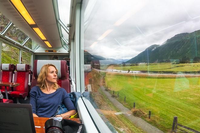 Преимущества путешествия железной дорогой