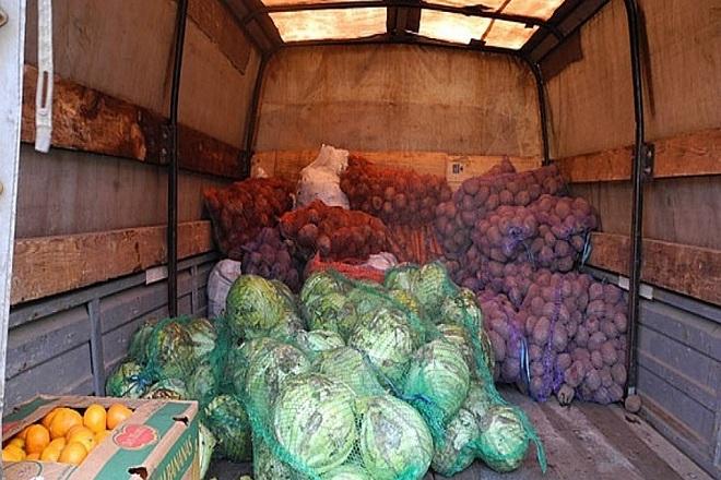 Сезонный бизнес на овощах