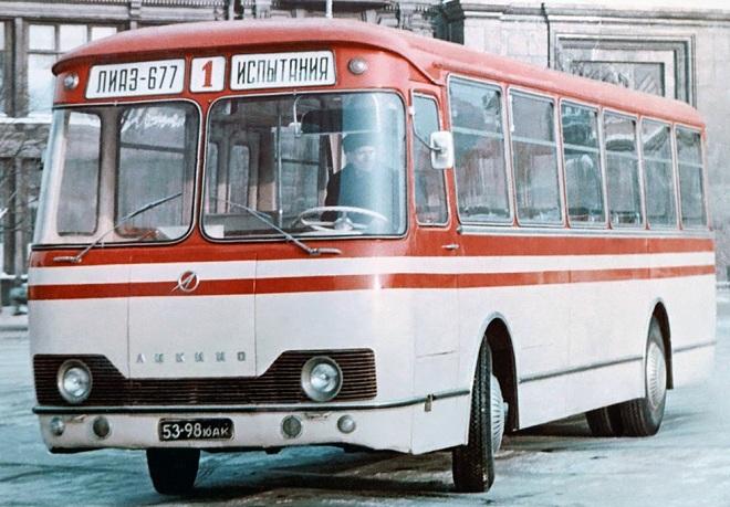 ЛиАЗ 677 А