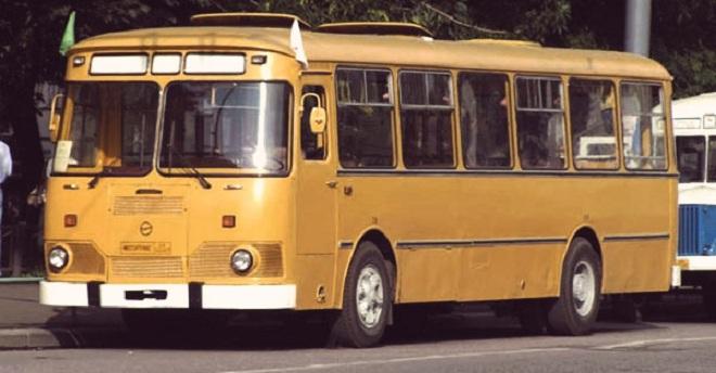 ЛиАЗ 677 Б