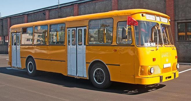 ЛиАЗ 677 П