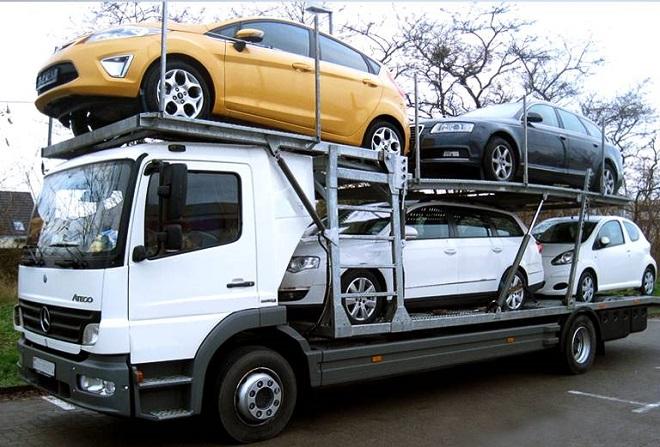 Требования к автомобилям