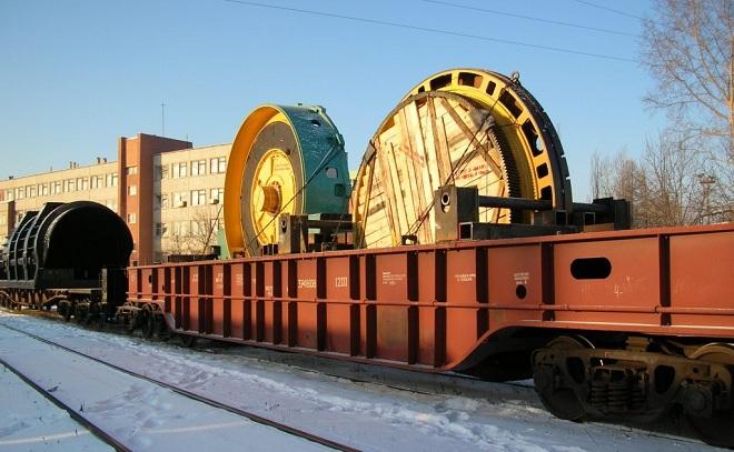 Особенности перевозок негабаритных объектов по железной дороге