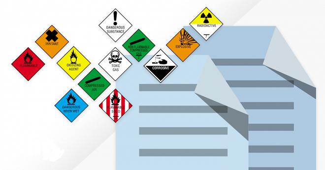 Документы при перевозке опасных грузов