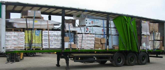 Перевозка сборных грузов автомобильным транспортом