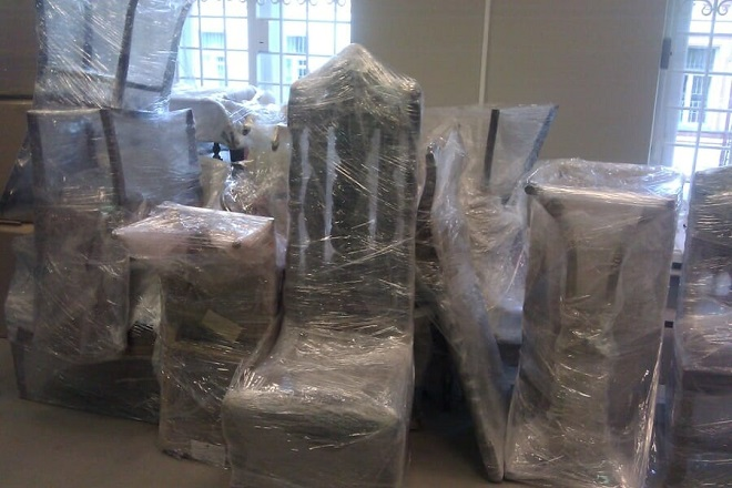 Доставка антикварной мебели