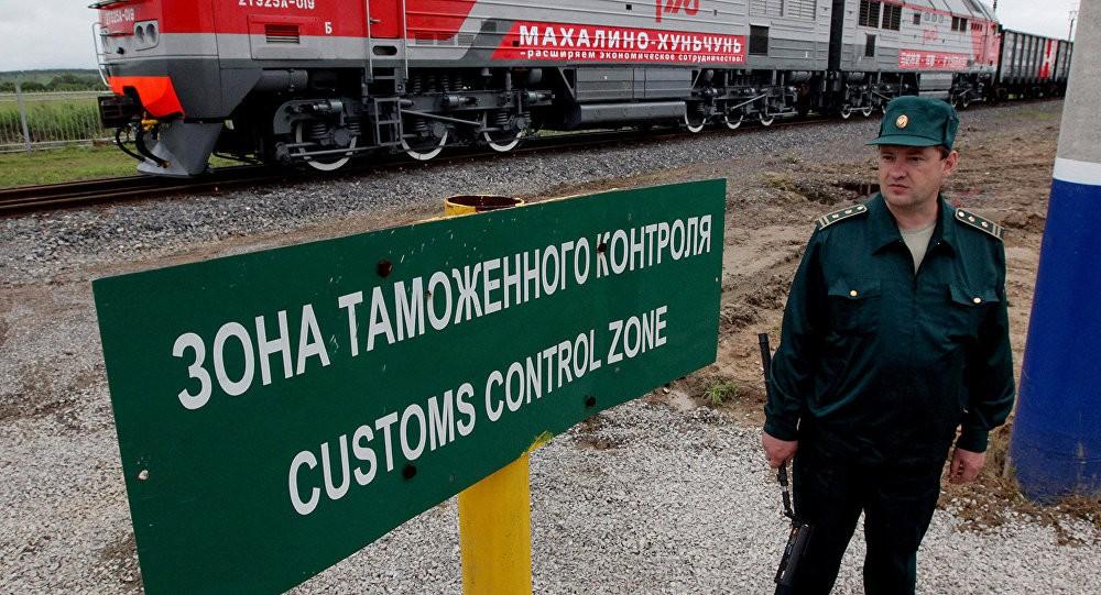 Таможенное оформление железнодорожного транспорта
