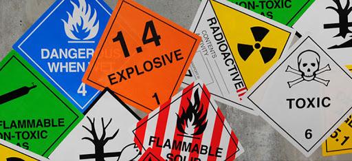 Классы опасных грузов