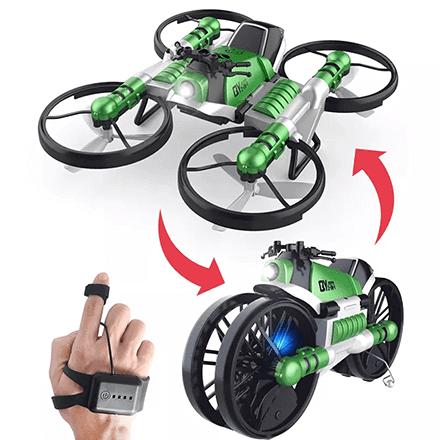 мото-квадрокоптер Fly Drive