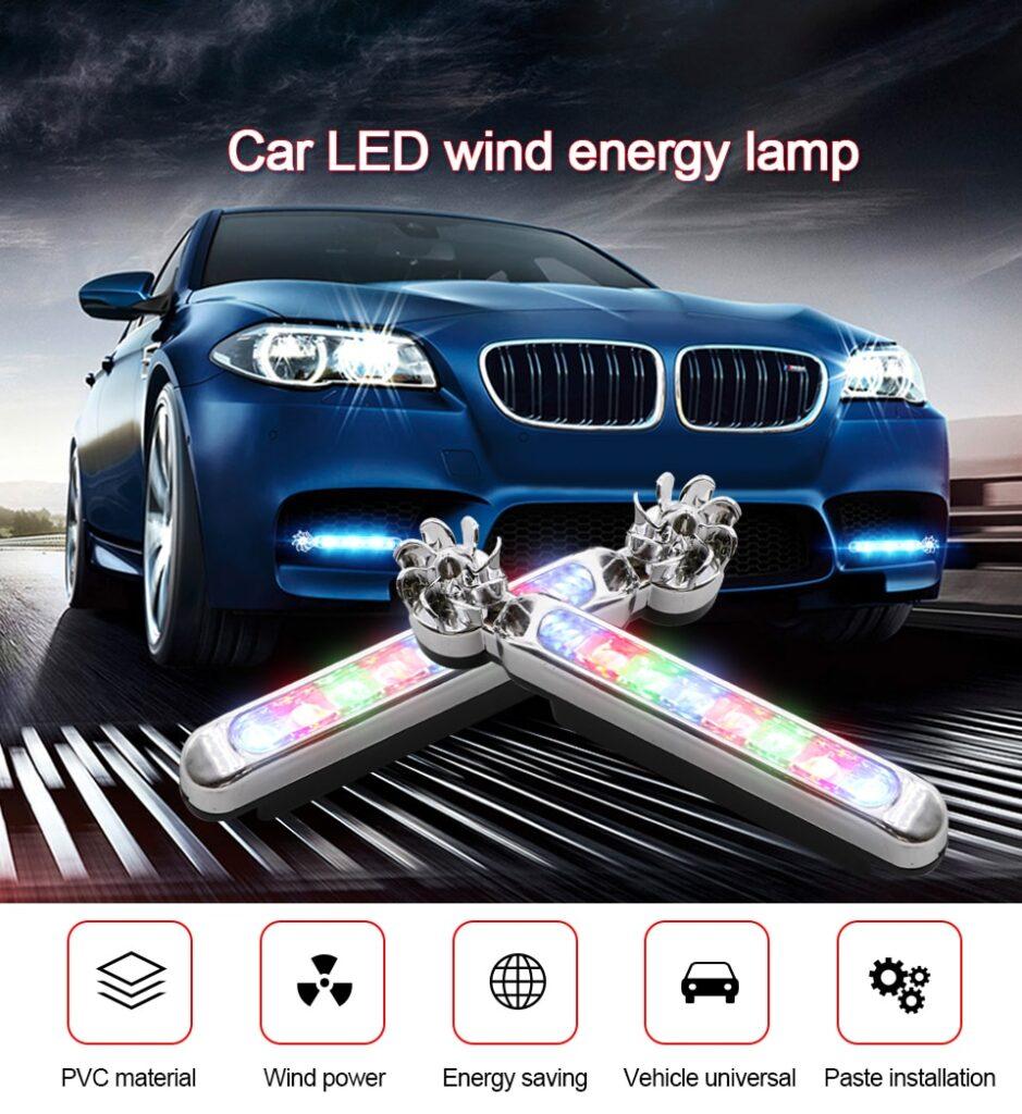 Wind-Light - ходовые огни для автомобиля